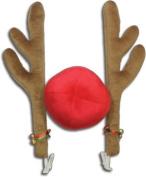 43cm Reindeer Antler Car Set