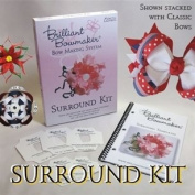Little Pink Ladybug Brilliant Bowmaker Surround Kit