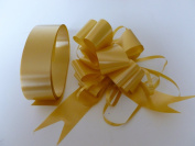 "Wedding Car Kit, 3 x 50mm Gold (assembled / ready made ""NOT"" flat packed) Pul..."
