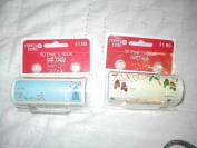 Merry Brite 50 Peel 'n Stick Gift Tags