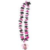 Amscan International Good Girl/ Bad Girl Flower Lei With Tag