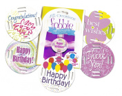 Fobbie Gift Wrap Tags All Occasion Assortment