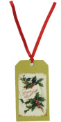 Xmas Greetings Gift Tags - 8 pack