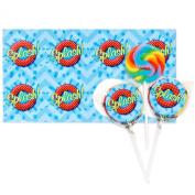 Splashin' Pool Party Small Lollipop Kit