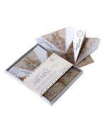 25PC 9382WS Paper Aeroplane Wishing Well Stationery Set Wedding Baby Shower Favour
