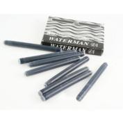 Waterman Refills Blue Black (Pack of 8) Fountain Pen Cartridge - 52026W