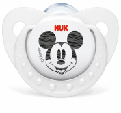NUK Mickey 710114 Dummies Pack of 2 Size 2