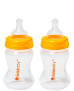 ThinkBaby 150ml Feeding Bottle with Stage A Teat
