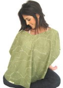 L'oved Baby Nursing Shawl Keen Green