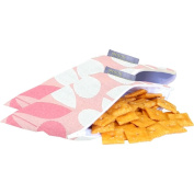 Itzy Ritzy Snack Happened Mini Reusable Snack Bag Whale Watching