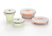 Babymoov Silicone Containers Set