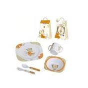 Jané Baby Dish Set Melamine 5 pieces