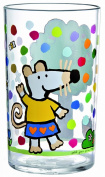 Maisy Mouse Clear Tumbler