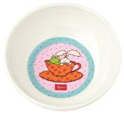 sigikid 23 866 - melamine bowl, Turkic-pink, girls