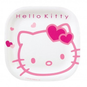 Hello Kittyâ,,¢ melamine plate