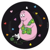 Barbapapa plate
