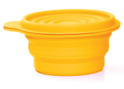 Visiomed Baby NT-SB1 Folding Bowl with Lid 180 ml Silicone