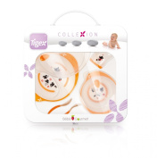 Tigex Collexion 730152 Baby Dinner Set in Case