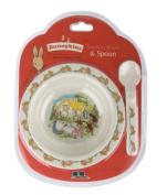 Bunnykins - Suction Bowl & Spoon