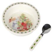 Great Gizmos Bunnykins - Feeding Bowl & Spoon