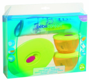 Bebeconfort 2012 Collection 31000219 Child Meal Set Stage 1 for Ages 4 - 12 Months