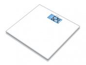 Sanitas SGS03 Pure White Glass Bathroom Scales
