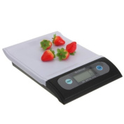 7kg/1g Digital LCD Electronic Scales f/Kitchen Postal Parcel Food Balance Weight