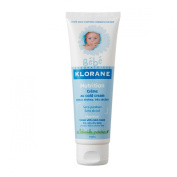 Klorane Baby Nutrition Cream with Cold Cream 125ml