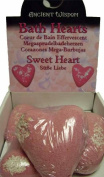 Sweet Heart Megafizz Bath Bombs with Coconut