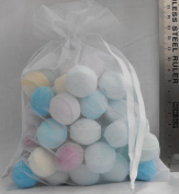 Giant Bag Of 48 Handmade Bath Bomb Chill Pills