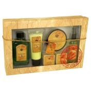 Bath Gift Set Herbal Essence - Ginger Tea & Mint