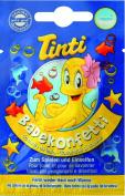 Single Bath CONFETTI Coloured Fishy Shapes - TINTI Badekonfetti 8g