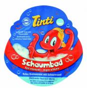 Single Sachet Red Bubble Bath Foaming Coloured Fun 20ml - TINTI Schaumbad