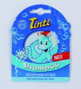 Tinti Mint Blue Coloured Shampoo 15ml Haarewaschen