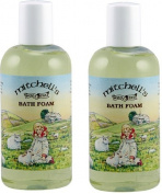 Mitchell's Wool Fat Bath Foam 150ml