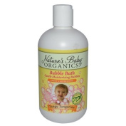 Nature's Baby Organics, Bubble Bath, Tangy Tangerine, 12 fl oz