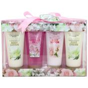 Gloss! - Bath Gift Set Garden Dreams - Rose, Lily & Freesia, Jasmine & Magnolia