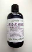 Luxury Bubble Bath Lavender 250ml.SLS Free Bubble Bath With Essential Oil.