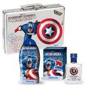 Marvel Studios - Captain America Luxury Bath Gift Set
