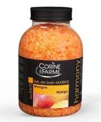 Corine de Farme Natural Sea Salts Harmony Bath Salts with Mango 1.3Kg