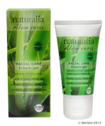 NATURALIA® FACIAL MOISTURISER CREAM-GEL with pure Aloe Vera - 50 ml