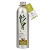 Calming Bath Soak Bubble Bath Oil - Olive Waterlily Norfolk Lavender 250ml