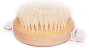 Hand Grip Wooden Body Scrub Brush for exfoliation and dry brushing