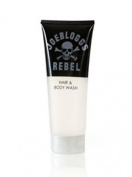 Mens Hair & Body Wash 200Ml Rebel Joe Bloggs Rebel