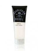 Mens Hair & Body Wash 200Ml Rebel Joe Bloggs Rebel