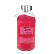 Cheri L'amour Luxury 7.6cm 1 Shampoo, Shower Gel & Bubble Bath 525ml