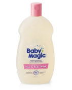 Baby Magic Hair & Body Wash, Original Baby Scent 16.5 oz