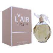L'Air by Nina Ricci for Women 6.8 oz Silky Shower Gel