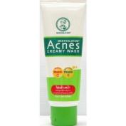 Mentholatum Acnes Creamy Wash :100G
