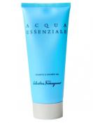 Acqua Essenziale by Salvatore Ferragamo - shower gel 200 ml